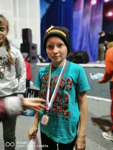 Энергетическая «прививка» состоялась. В посёлке Локомотивном прошёл очередной хип-хоп фестиваль